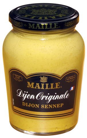 Maille Dijon Sennep Orginal 215g