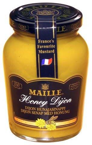 Maille Honey Dijon Sennep 230g