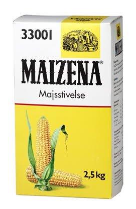 Maizena Maisstivelse 2,5kg -