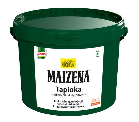 Maizena Tapiokastivelse 5kg (erst. av EPD 4866026 18.9.17) -