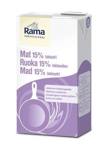 Rama Professional Mat 15 Laktosefri 1L -