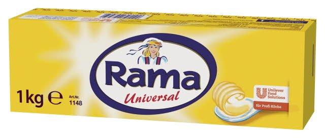 Rama Steke og Bake Margarin 1kg (relansert med EPD: 5363593) -