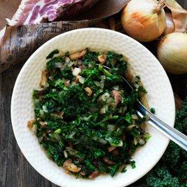 Kicking Cabbage Sauté
