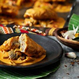 Mtuzi wa Samaki – fisk i kokoscurry