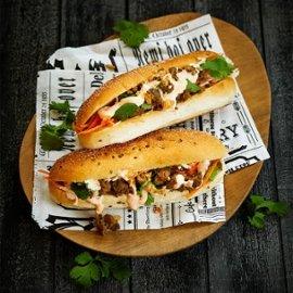 Sandwich alla Oktoberfest