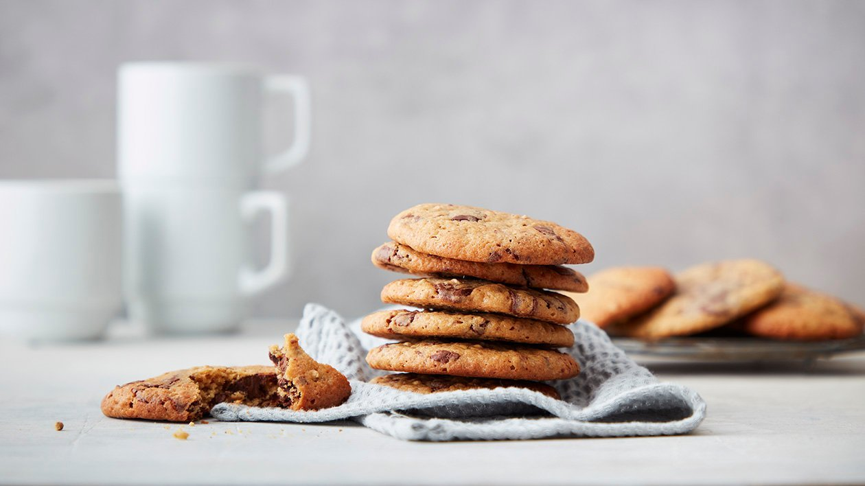 Cookies  – Oppskrift