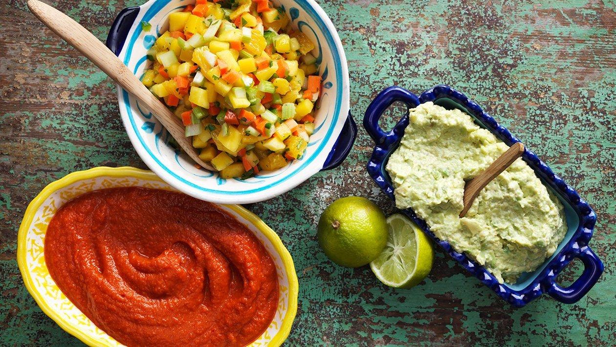 Mango Salsa – Oppskrift
