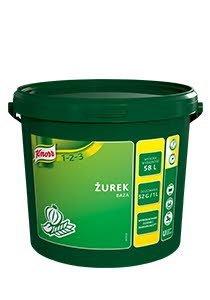 Żurek Knorr 1-2-3 3kg -