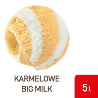 Algida Lody Karmel Big Milk