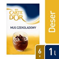 Carte d'Or Mus Czekoladowy 1L x 6