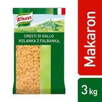 Cresti di gallo (Kolanka z falbanką) Knorr 3kg