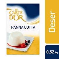 Deser Panna Cotta Carte d'Or 0,52 kg
