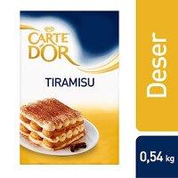 Deser Tiramisu Carte d'Or 0,54 kg