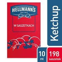 Hellmann's Ketchup w saszetkach 10 ml x 198 saszetek