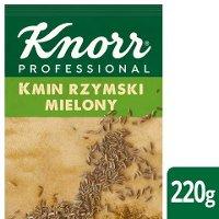 Kmin rzymski mielony z Indii Knorr 0,22 kg