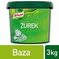 Knorr 1-2-3 Żurek 3 kg