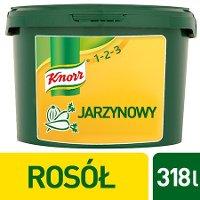 Knorr 1-2-3 Rosół jarzynowy baza  3,5 kg