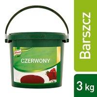 Knorr Barszcz czerwony 3 kg