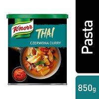 Knorr Czerwona pasta curry 850 g