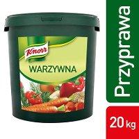 Knorr Delikat Przyprawa Warzywna Szefa Kuchni 20 kg