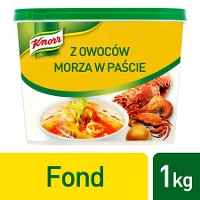 Knorr Fond z owoców morza w paście1 kg