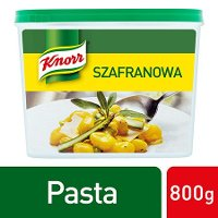 Knorr Pasta szafranowa 0,8 kg