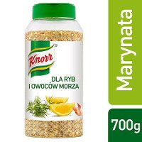 Knorr Professional Marynata do ryb i owoców morza  0,7 kg
