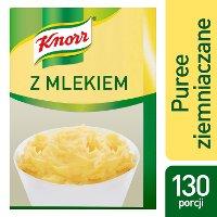 Knorr Puree ziemniaczane z mlekiem 4 kg