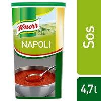 Knorr Sos do spaghetti Napoli 0,9 kg