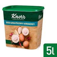 Knorr Sos sałatkowy kremowy 0,55 kg