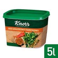 Knorr Sos sałatkowy paprykowy 0,5 kg