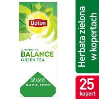Lipton Classic Green Tea (Zielona Herbata Klasyczna) 25 kopert
