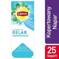 Lipton Classic Peppermint (Herbatka miętowa) 25 kopert