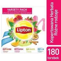 Lipton Classic Variety Pack - 12 smaków x 15 kopert