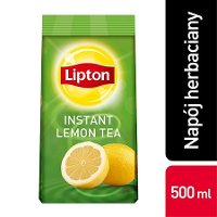 Lipton Lemon Napój Herbaciany Instant 0,5kg