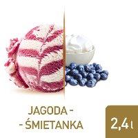 Lody Jagodowo-Śmietankowe Carte d'Or