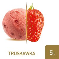 Lody Truskawka Carte d'Or