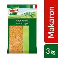Maccaroni (Nitka cięta) Knorr 3 kg