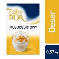 Mus o smaku jogurtowym Carte d'Or 0,57kg