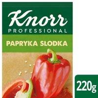 Papryka słodka z Hiszpanii Knorr 0,22 kg