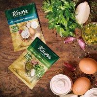 Próbki Sosów sałatkowych Knorr Professional 100% naturalnych składników