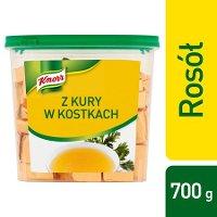 Rosół z kury w kostkach Knorr 0,7kg