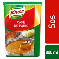 Sos Cafe de Paris Knorr 0,8kg