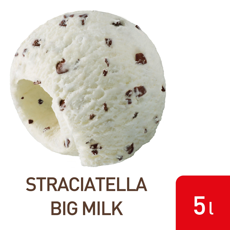 Algida Lody Stracciatella Big Milk -