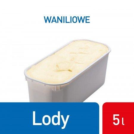 Algida Lody Wanilia -