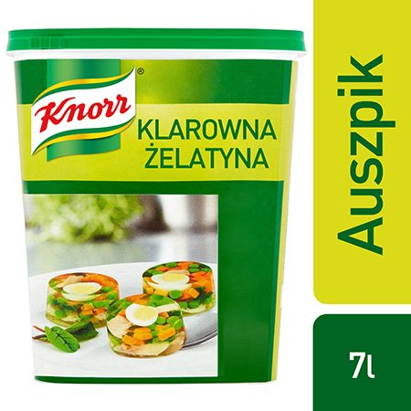Auszpik Knorr 0,8 kg -