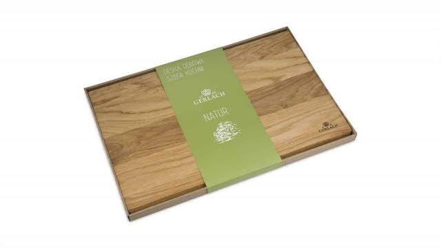 Bambusowa deska do krojenia  -