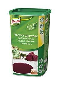 Barszcz czerwony Knorr 1,4kg -