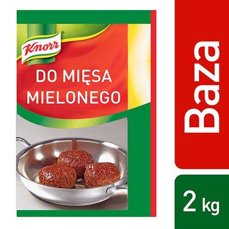 Baza do mięsa mielonego Knorr 2 kg -