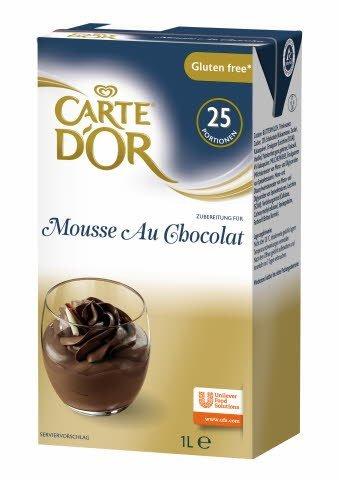 Carte d'Or Mus Czekoladowy 1L x 6 -